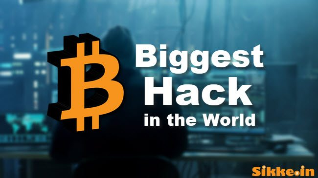 Top Bitcoin Hacking in the World in hindi sikke.in